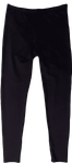 Eileen Fisher Tencel Stretch Terry Ankle Legging - Black - (Size XS)