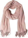 Eileen Fisher Woven Recycled Cashmere Scarf - Sugarplum