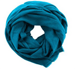 Foxtail Goods Cashmere Scarf - Teal