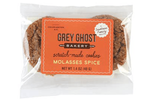 Grey Ghost Bakery Two-Pack Cookies - Molasses Spice