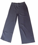 Lilla P. French Terry Pull On Pant - Coal