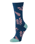 Little River Botanical Silhouette Crew - Navy - SOLD OUT