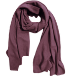 Margaret O'Leary Cashmere Travel Wrap - Oxblood