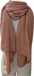 Margaret O'Leary Cashmere Travel Wrap - Terracotta - SOLD OUT