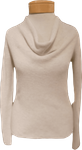 Margaret O'Leary Long Sleeve Thermal Cowl - Oat
