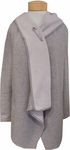 Margaret O'Leary St. Moritz Cardigan - Taupe Two Tone