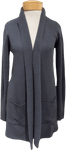 Margaret O'Leary Thermal Duster - Blue Slate