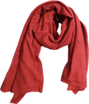 Margaret O'Leary Cashmere Travel Wrap - Chili