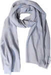 Margaret O'Leary Cashmere Travel Wrap - Dove Grey
