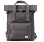 Ori London Small Canfield B Backpack - Graphite - SOLD OUT