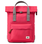 Ori London Small Canfield B Backpack - Raspberry - SOLD OUT