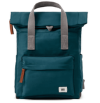 Ori London Small Canfield B Backpack - Teal - SOLD OUT