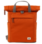 Ori London Small Finchley Sustainable Backpack - Atomic Orange - SOLD OUT
