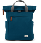 Ori London Small Finchley Sustainable Backpack - Marine - SOLD OUT
