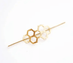 Pauline Stanley Studio Honeycomb Hair Pin - SOLD OUT