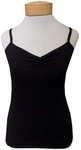 People Tree Jemma Camisole Top - Black