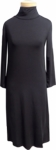 People Tree Karen Dress - Black (Size L)