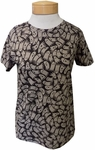 People Tree Peter Jensen Ghost Tee - Grey Multi (Size XS & L)