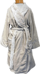 PJ Salvage Luxe Robe - Fawn