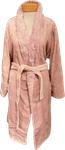PJ Salvage Luxe Robe - Rose Quartz