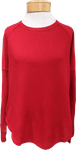 PJ Salvage Thermal Basics Long Sleeve Top - Red