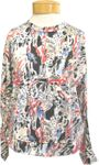 PJ Salvage You Know It Long Sleeve Top - Multi (SIZE M)