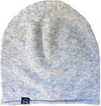 Pretty Simple Rolled Edge Cashmere Beanie - Grey (SOLD OUT)