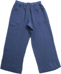 Sarah Liller Tomales Pants - Navy - SOLD OUT