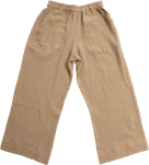 Sarah Liller Tomales Pants - Sand - SOLD OUT