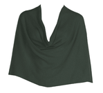 Tees by Tina Ruana Cashmere Wrap Poncho - Forest