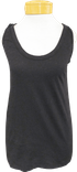 Velvet Joy Original Slub Scoop Neck Tank - Black