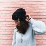 Wool & Wool Beanie - Chine (SOLD OUT)