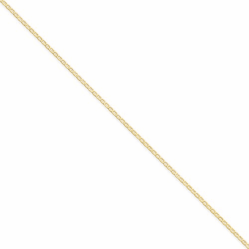 14k 1.5mm Anchor Link Chain Pen50-10