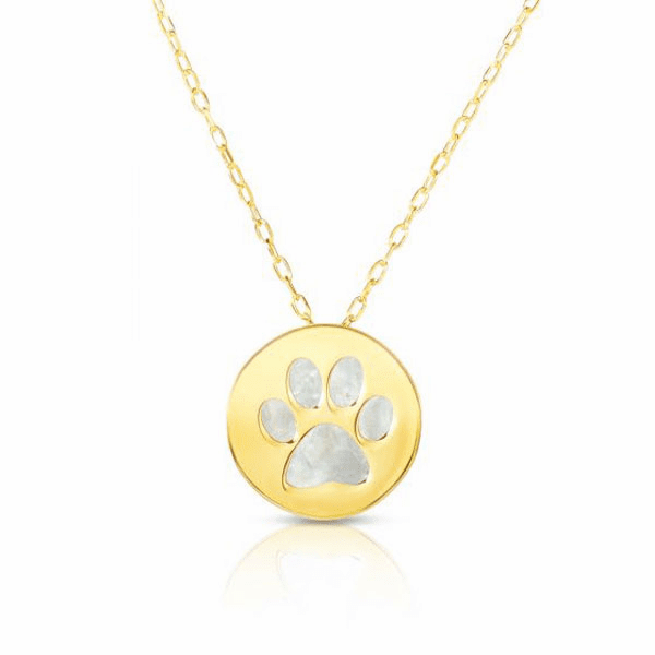 """14kt 16"""" Yellow Gold Necklace - RC1741"""