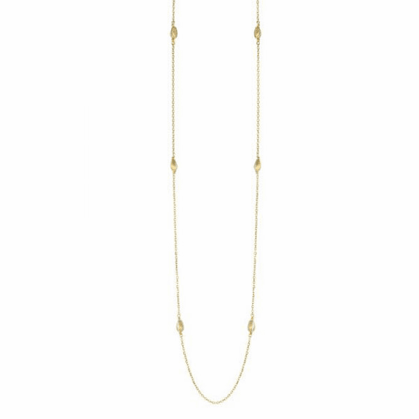 """14kt 24"""" Yellow + White Gold Diamond Cut Fancy Cable Chain Necklace"""