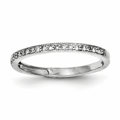 Belle Amore Sterling Silver Rings