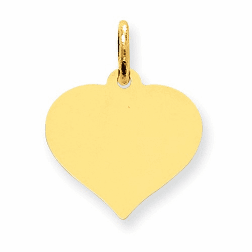 Core Gold 10K Yellow Gold Charms