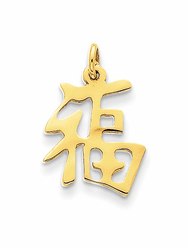 Core Gold 14K Yellow Gold Pendants & Charms