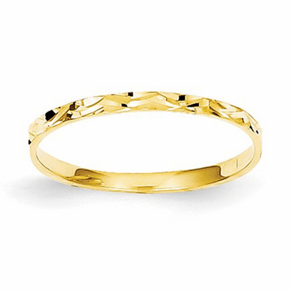 Core Gold Children's Rings