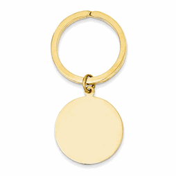 Core Gold Key Rings