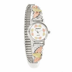 Core Sterling Silver Wrist Watches