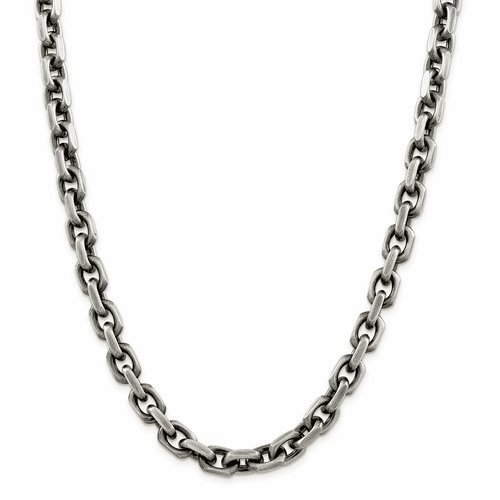 D/C Forzatina Cable Chain Necklaces
