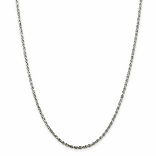 D/C Rope Chain Necklaces