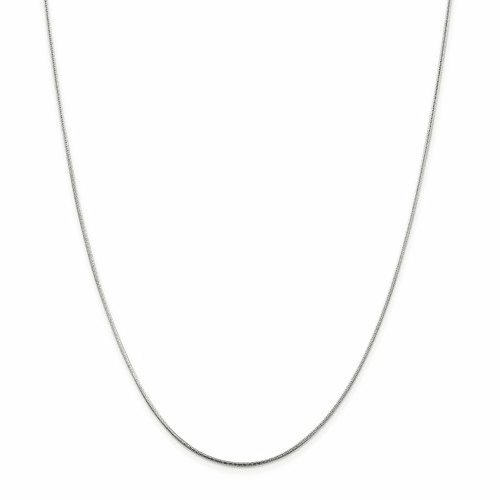 D/C Round Snake Chain Necklaces