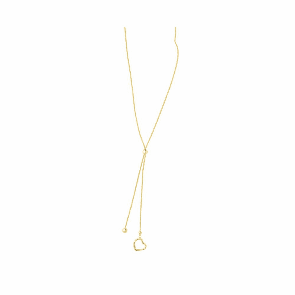 Diamond Cut Round Wheat Necklace - 14K Yellow Gold 24 Inch