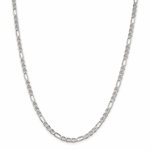 Figaro Anchor Chain Necklaces