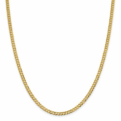 Lightweight Flat Miami Cuban Chains