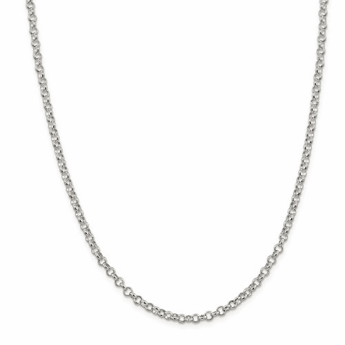 Lightweight Rolo Chain Necklaces