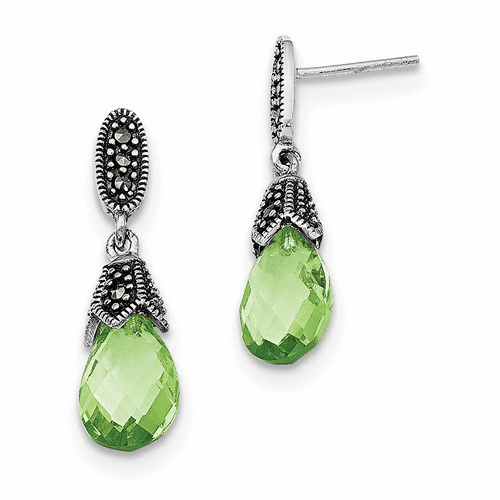 Marcasite Collection Earrings