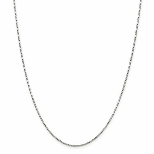 Octagonal Box Chain Necklaces